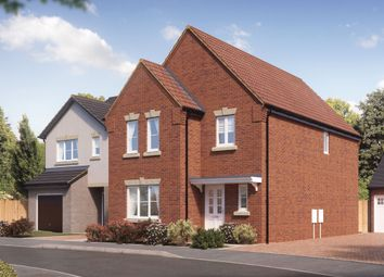 Thumbnail 4 bed detached house for sale in Silk Mill Road, Norwich