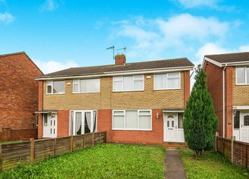 Thumbnail 3 bed semi-detached house for sale in Jendale, Sutton-On-Hull, Hull