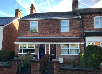 Thumbnail 3 bed terraced house for sale in Long Lane, Chester