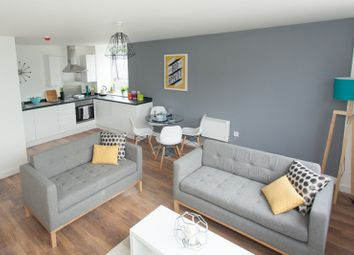 Thumbnail 1 bed flat for sale in Skerton Road, Manchester