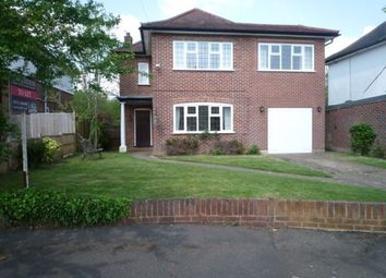 Thumbnail 4 bed detached house to rent in Croft Way, Sevenoaks