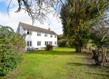 Thumbnail 3 bed detached house for sale in Wellgreen Lane, Kingston, Lewes