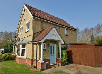 Thumbnail 3 bed semi-detached house for sale in Barleyfield Road, Horsford, Norwich