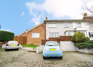 Thumbnail 4 bedroom end terrace house for sale in Marley Rise, Battle, East Sussex