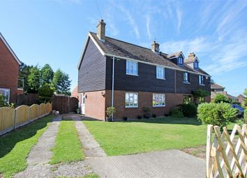 Thumbnail 3 bed semi-detached house for sale in Primrose Grove, Bredgar, Sittingbourne, Kent