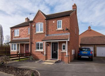 Thumbnail 3 bed semi-detached house for sale in White Bridges, Wyberton, Boston