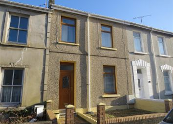 3 bed terraced house for sale in Albert Street, Llanelli SA15