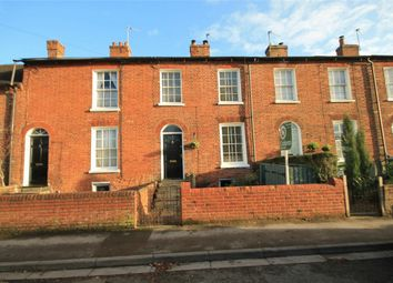 Thumbnail 3 bedroom terraced house for sale in Shaw Road, Newbury