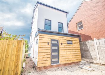 Thumbnail 3 bed detached house for sale in The Cross, Church Road, Caldicot