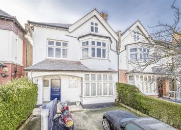 Thumbnail 3 bed flat to rent in Becmead Avenue, London