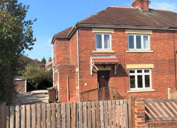 Thumbnail 3 bed semi-detached house for sale in Mountbatten Crescent, Outwood, Wakefield