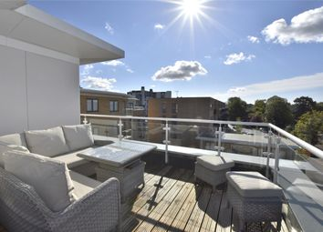 Thumbnail 2 bedroom flat for sale in Sovereign, Victoria Road, Horley