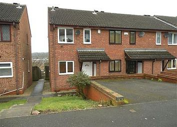 Thumbnail 2 bed semi-detached house to rent in Dawsmere Close, Derby