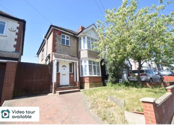 3 bed semi-detached house to rent in Somerset Avenue, Luton LU2