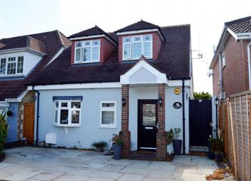 Thumbnail 3 bed semi-detached house for sale in Greenway, Harold Wood, Romford