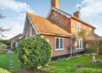 Thumbnail 3 bed semi-detached house for sale in Barmer, Syderstone, King's Lynn