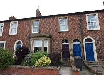 Thumbnail 4 bed terraced house for sale in Scotland Road, Carlisle, Cumbria
