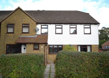 Thumbnail 2 bed terraced house for sale in Iris Close, Walderslade Woods, Chatham