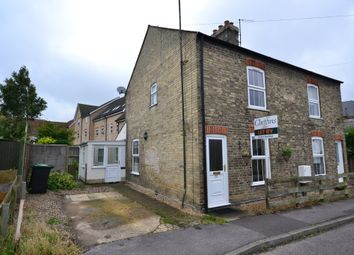 Thumbnail 2 bedroom semi-detached house to rent in Mill Corner, Soham, Ely