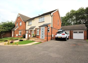 3 bed semi-detached house to rent in Cave Grove, Emersons Green, Bristol BS16