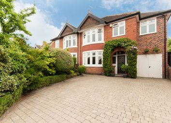 Thumbnail 4 bed semi-detached house for sale in Princes Drive, Littleover, Derby