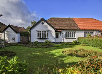 Thumbnail 3 bed semi-detached bungalow for sale in Heath Park Avenue, Heath, Cardiff