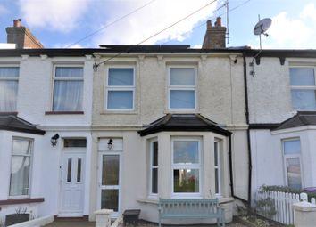 Thumbnail 2 bed terraced house for sale in Wolesley Terrace, Dengemarsh Road, Lydd, Romney Marsh