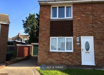 Thumbnail 3 bed semi-detached house to rent in St. Edmunds Road, Deal