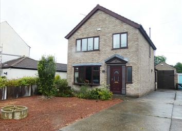 Thumbnail 3 bed detached house to rent in High Street, Scotter, Gainsborough