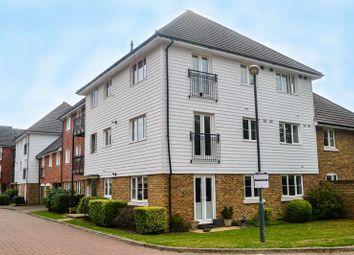 Thumbnail 2 bed flat for sale in Albion Way, Marlpit Hill, Edenbridge