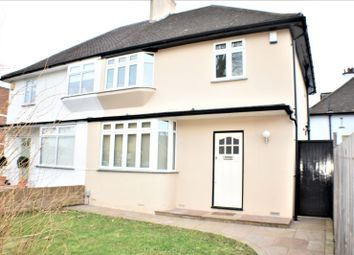 Thumbnail 3 bed semi-detached house to rent in Sydenham Park Road, London