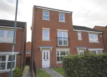 Thumbnail 4 bed semi-detached house for sale in Rolling Mill, Consett