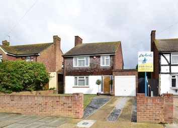 Thumbnail 3 bed detached house for sale in Canterbury Road East, Ramsgate, Kent