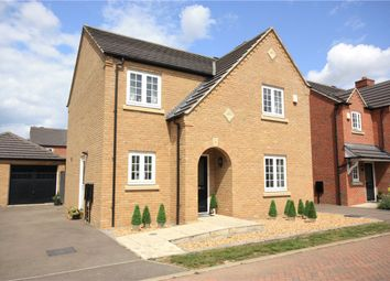 Thumbnail 4 bedroom detached house for sale in Levitt Lane, Waterbeach, Cambridge
