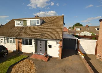 Thumbnail 3 bed semi-detached house for sale in Haycroft Walk, Spring Park, Northampton