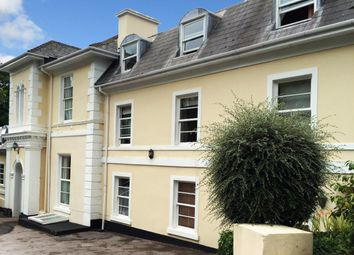 Thumbnail 1 bedroom flat to rent in Higher Erith Road, Torquay