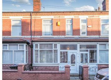 Thumbnail 2 bedroom terraced house for sale in Beeley Street, Salford, Greater Manchester