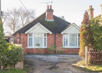 Thumbnail 3 bed detached bungalow for sale in Salisbury Road, Totton, Southampton
