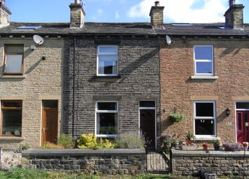 Thumbnail 2 bed terraced house to rent in South View, Greengates, Bradford