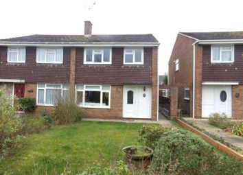 Thumbnail 3 bed semi-detached house for sale in Linnet Drive, Tile Kiln, Chelmsford