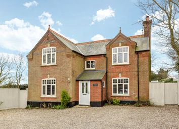 Thumbnail 3 bed detached house for sale in Edgefield, Melton Constable