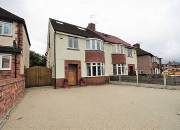 Thumbnail 5 bed semi-detached house for sale in Denby Lane, Heaton Chapel, Stockport