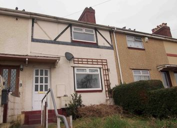 Thumbnail 2 bed terraced house to rent in Danygraig Road, Swansea