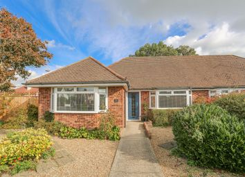 Thumbnail 3 bed semi-detached bungalow for sale in Loxwood Avenue, Worthing, West Sussex