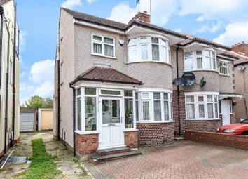 Thumbnail Semi-detached house for sale in Kenmore Avenue, Harrow