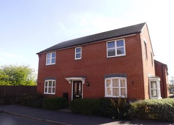 Thumbnail 3 bed property to rent in Stonebridge Close, Ibstock