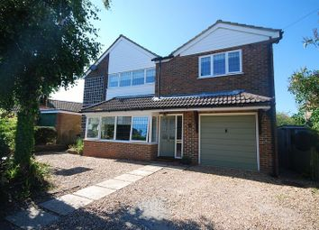 Thumbnail 5 bed detached house for sale in Castle Avenue, Hythe