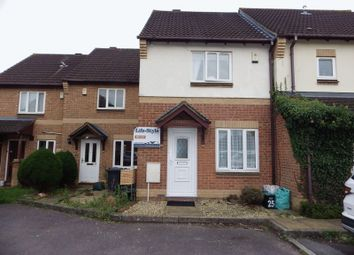 Thumbnail 2 bed terraced house to rent in Fern Grove, Bradley Stoke, Bristol