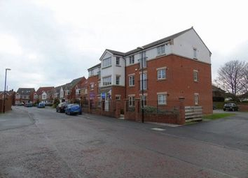 Thumbnail 2 bed flat to rent in Ellesmere Close, Fencehouses, Houghton Le Spring
