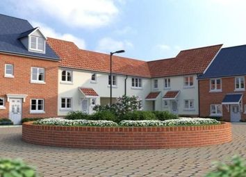 Thumbnail 4 bed town house to rent in Abbeyfields, Bury St. Edmunds